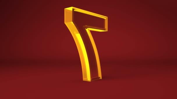 číslo sedm