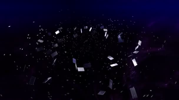3D Filmszalag mozgás