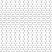 Fotografie Honeycomb Outline