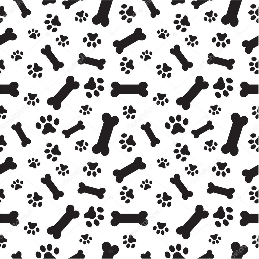 dog bone pattern - HD1300×1300