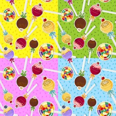 Seamless candy
