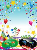Fotografie Carnival label