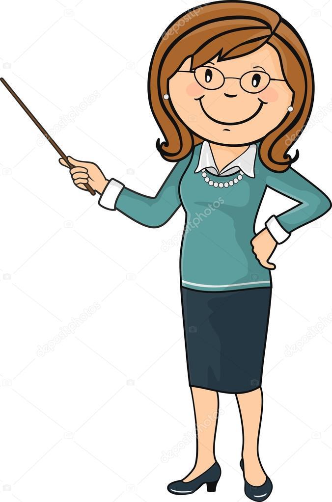 Girl clipart teacher, Girl teacher Transparent FREE for download on  WebStockReview 2020