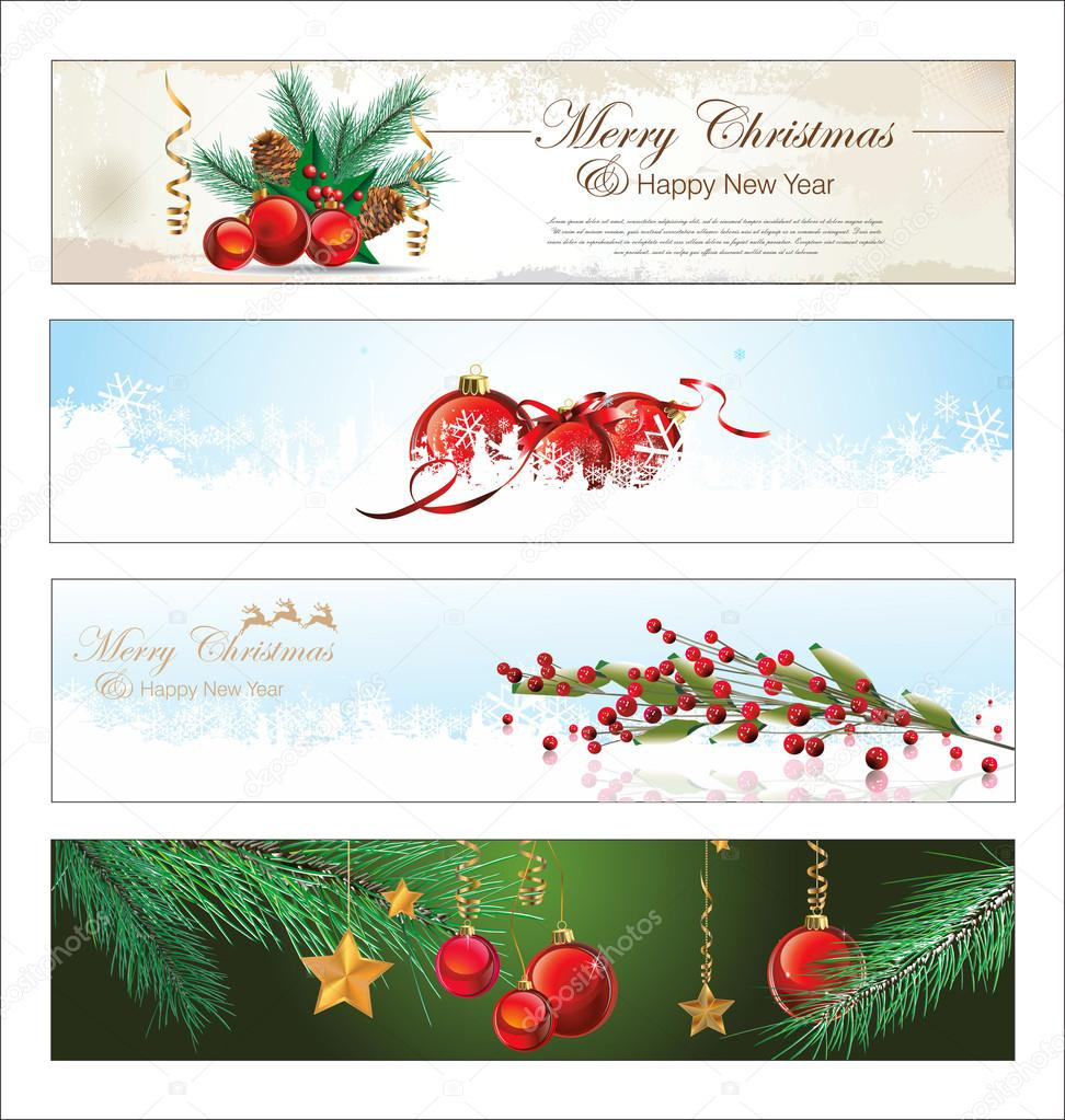 merry christmas and happy new year banner stock vector c totallyout 31262913 merry christmas and happy new year banner stock vector c totallyout 31262913