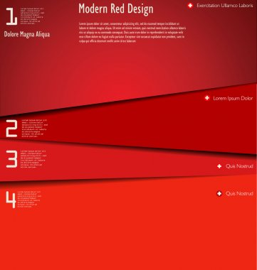 Modern Design Layout clip art vector