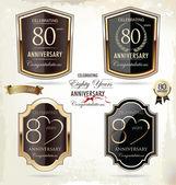 Fotografie 80 Jahre Jubiläum golden label