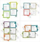 infographic design sablon gyűjtemény