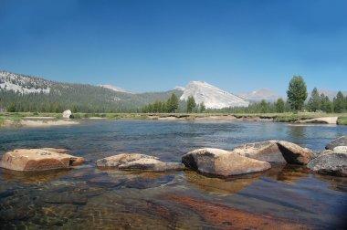 Yosemite stepping stones