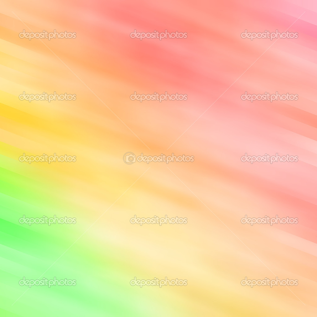 Abstract background in green, yellow and orange. — Stock ...
