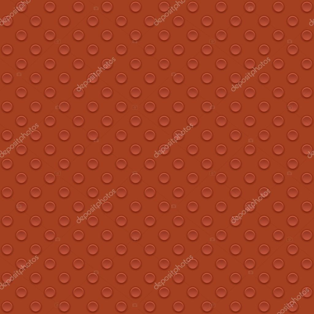 Lego block. Seamless vector illustration