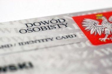 Polish identity card