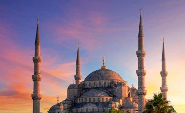 Istanbul - Blue mosque, Turkey