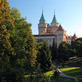 Fotografie Bojnický zámek a park - Slovensko