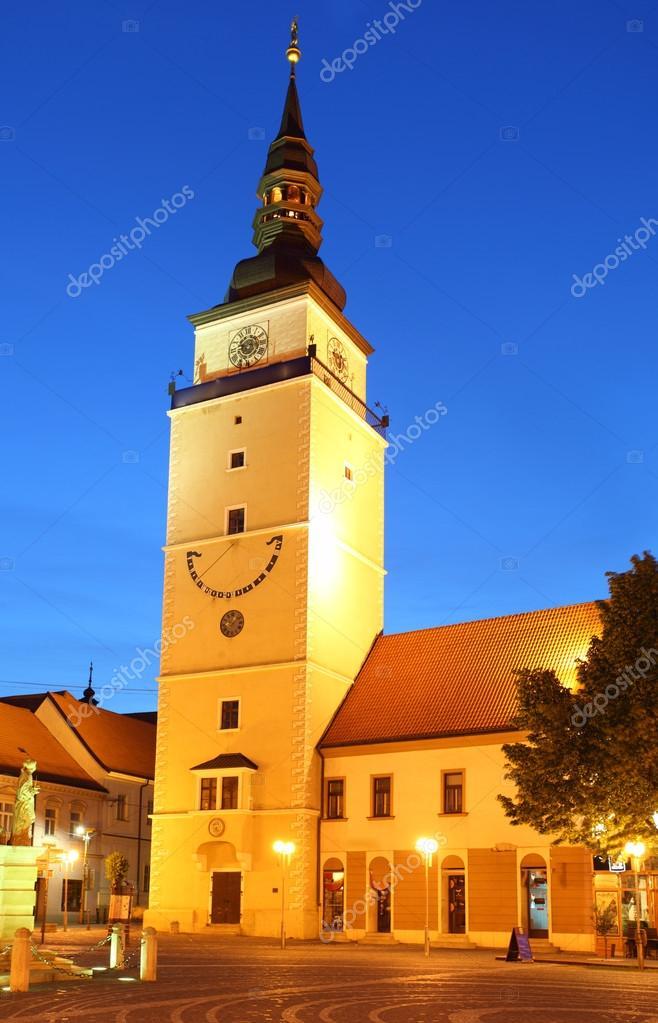 トルナヴァ タワー - スロバキア...