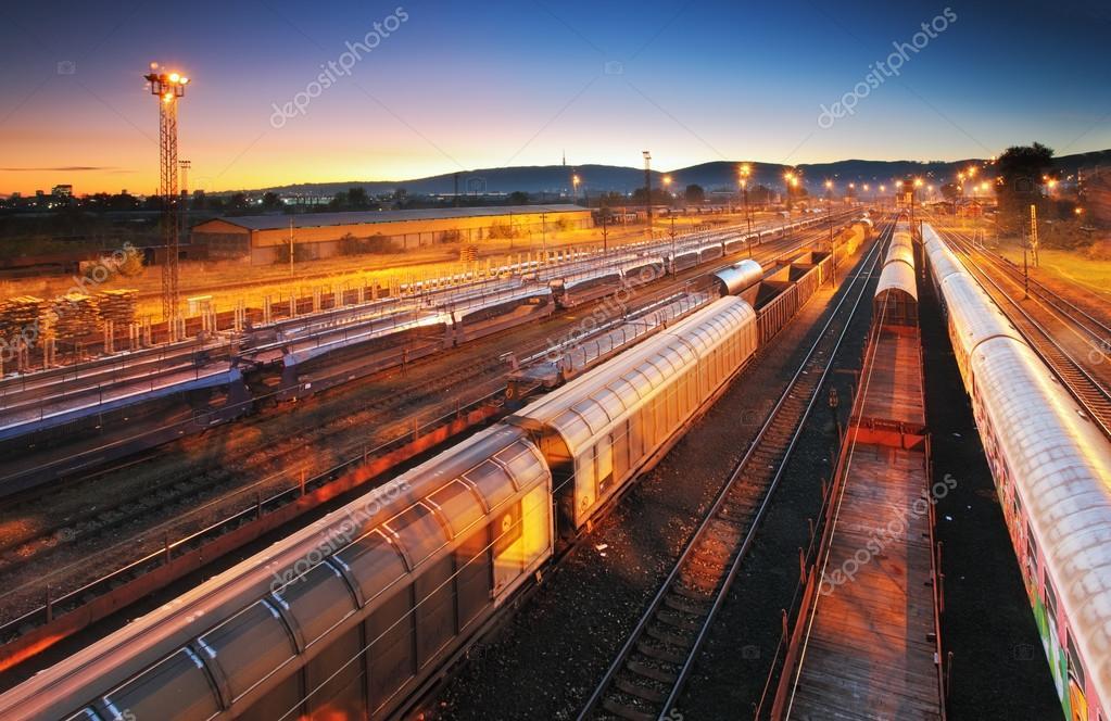 Cargo transit