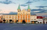 Fotografie Zilina city - Slovakia, Marianske Square