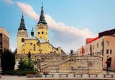 Fotografie Žilina - trojice katedrála, Slovensko