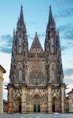 Fotografie st. Víta na Pražském hradě v Praze