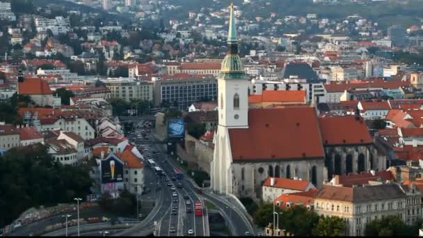 Bratislava - dopravní časová prodleva