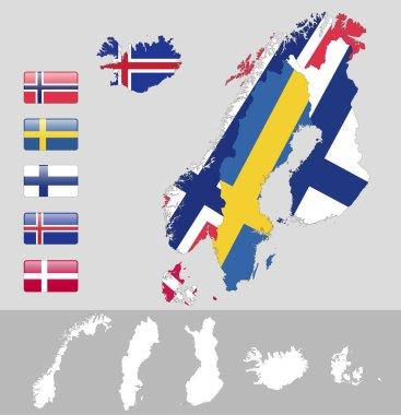 North Europe,Scandinavia