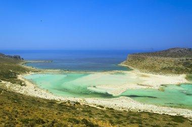 Blue lagoon, Crete, Greece