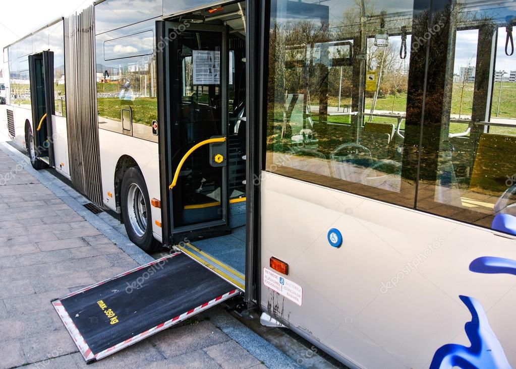 У Івано-Франківську для дітей з особливими потребами організують шкільний транспорт