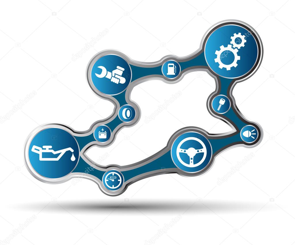 Vector business object