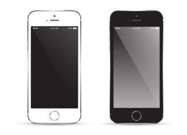 mobile phones with screen in similar to iphone