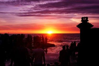 Bali beachs and sunset
