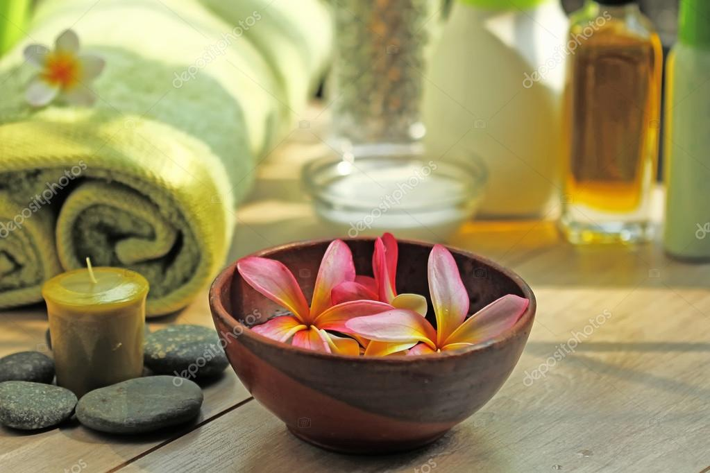 Bali and Indonesian spa