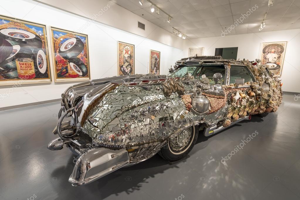 Art Car Museum >> Art Car Museum Houston Usa Stock Photo C Sergeydolya