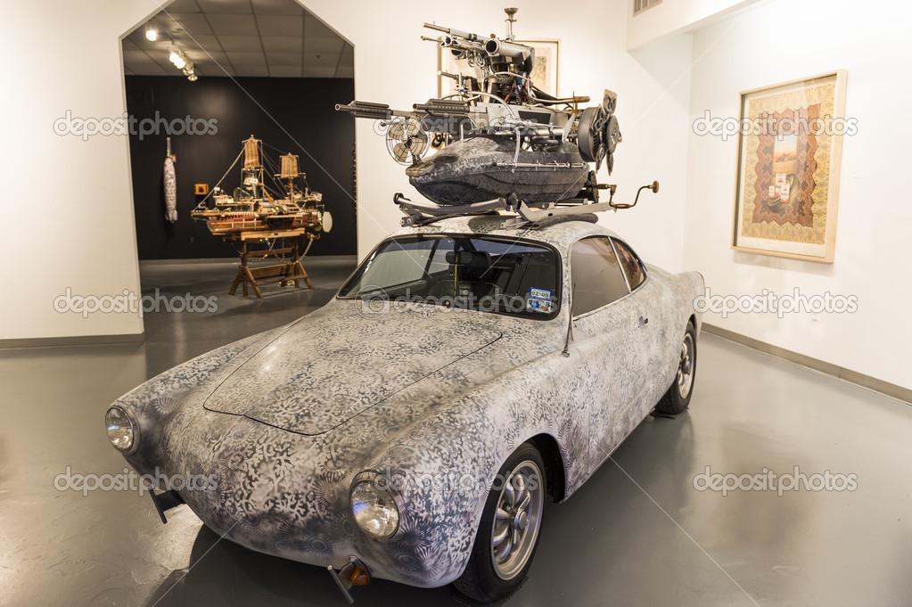 Art Car Museum >> Art Car Museum Houston Usa Stock Editorial Photo