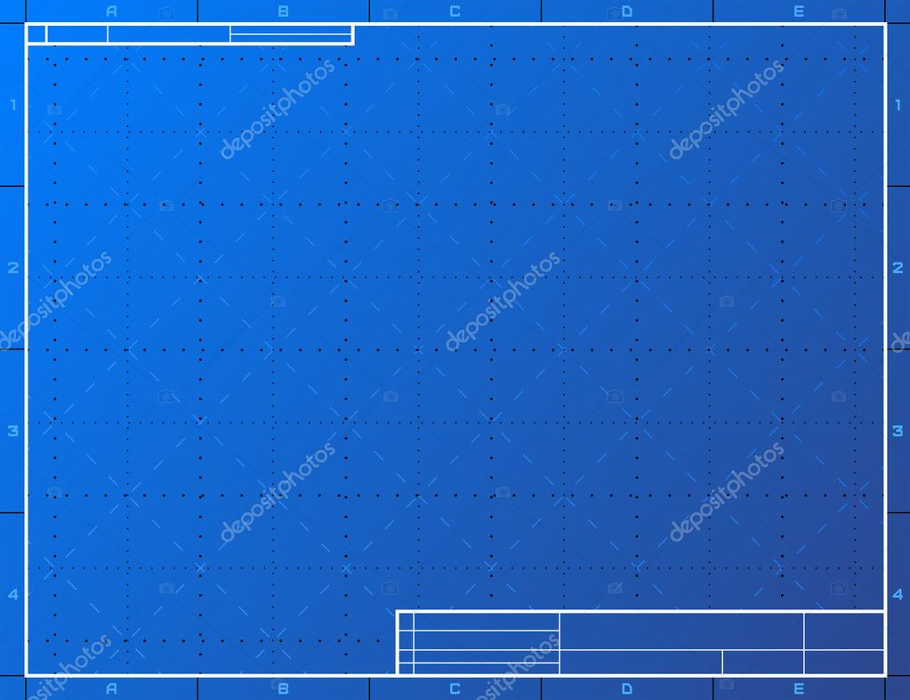 Blank blueprint paper for drafting stock vector kulyk 39307567 blank blueprint paper for drafting stock vector malvernweather Gallery