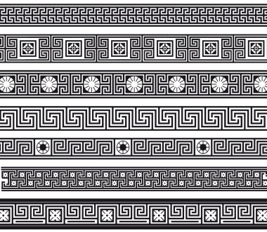 Greek pattern