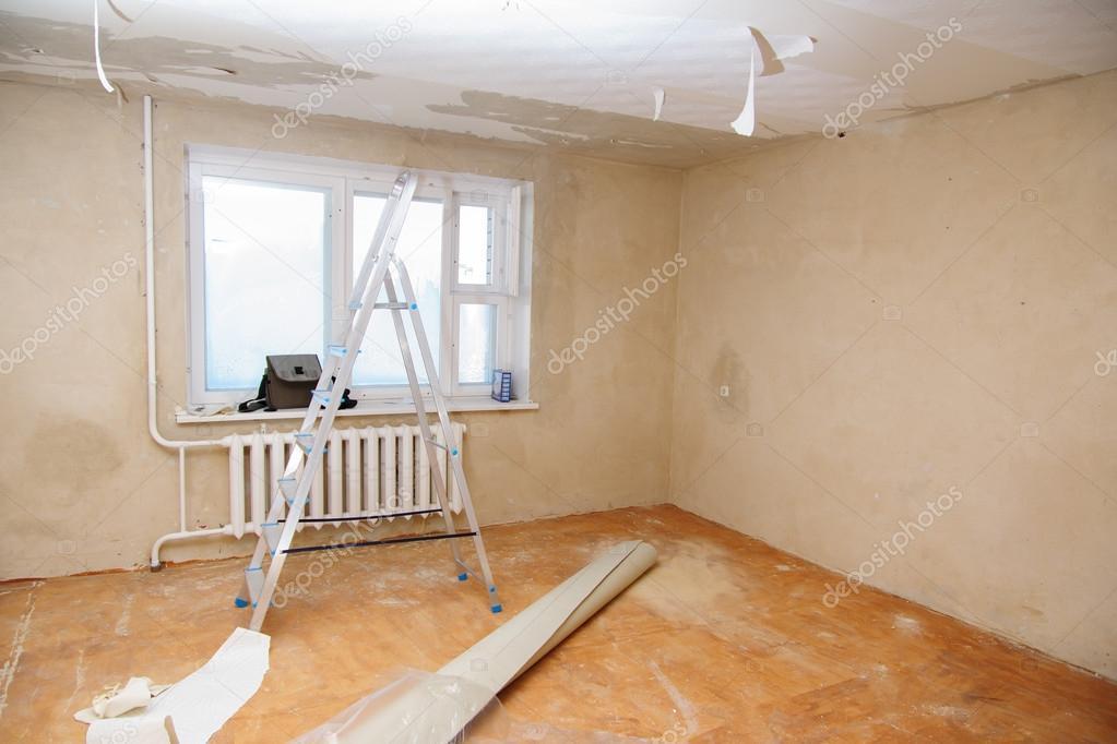 repairs in the apartment