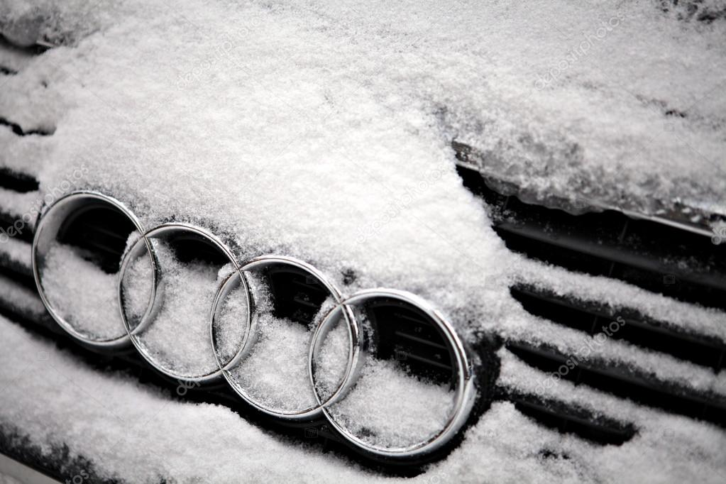 Winter Audi logo