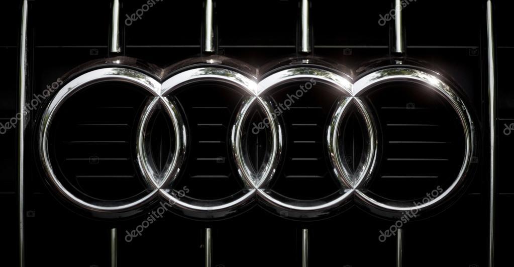 Audi Logo Wallpaper 3d: Стоковое редакционное фото © Bizoon #26259285