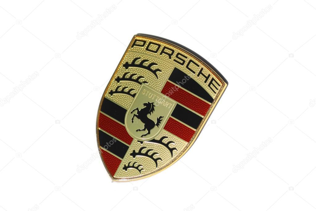 Porsche Logo Stock Editorial Photo Bizoon 33538215