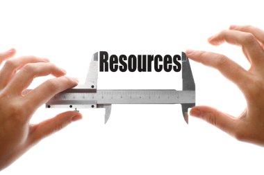 Measuring resources