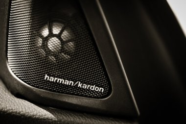 Harman-Kardon car speakers