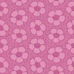 Nahtlose bl mchenmuster ornament vektor motiv auf rosa for Elegante tapeten