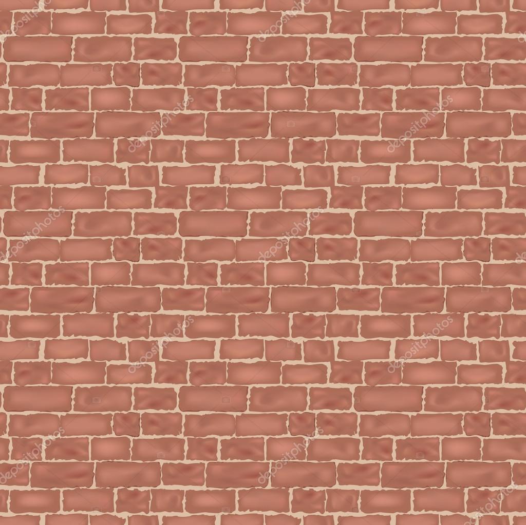 texture de mur de brique fond vectorielle continue image vectorielle yokodesign 27567313. Black Bedroom Furniture Sets. Home Design Ideas