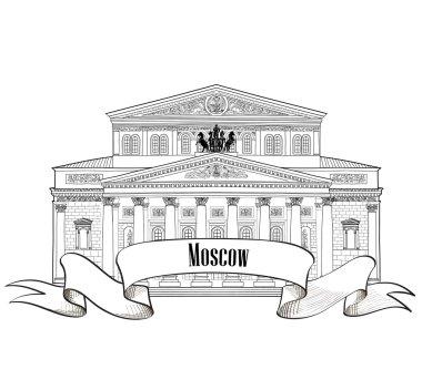 Bolshoy Theatre Label