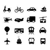 ikona dopravy