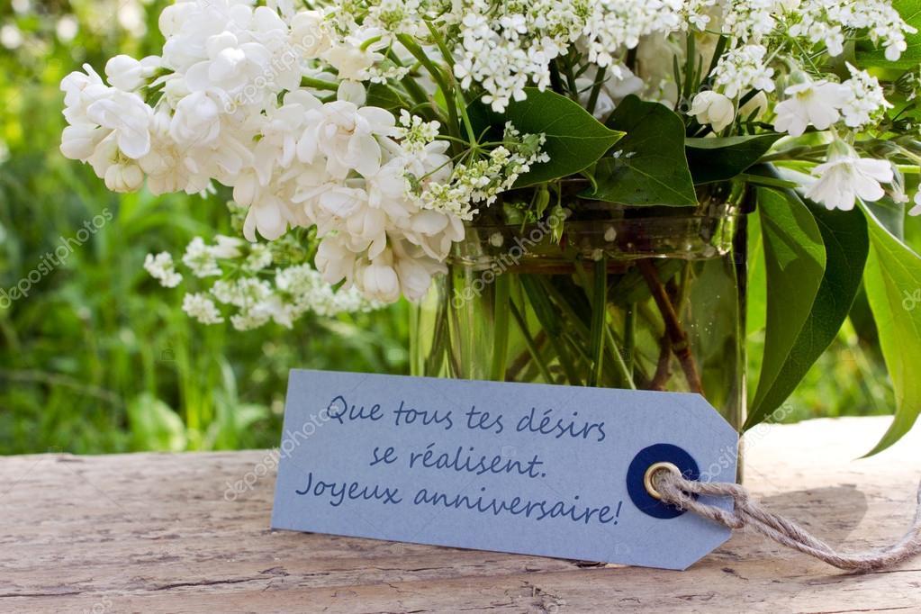 přání k narozeninám francouzsky přání k narozeninám — Stock Fotografie © coramueller #46694311 přání k narozeninám francouzsky