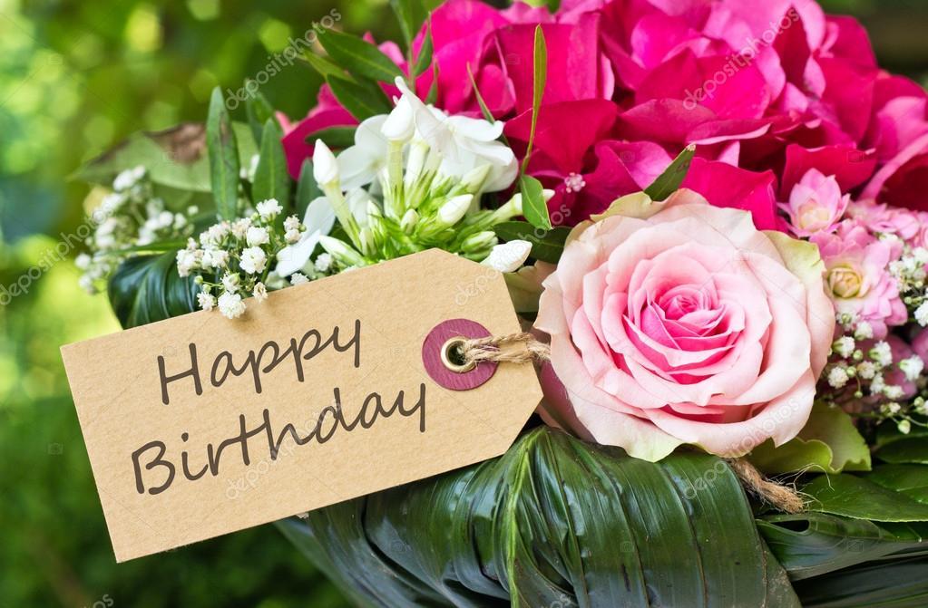 födelsedagskort blommor Födelsedagskort — Stockfotografi © coramueller #51459741 födelsedagskort blommor