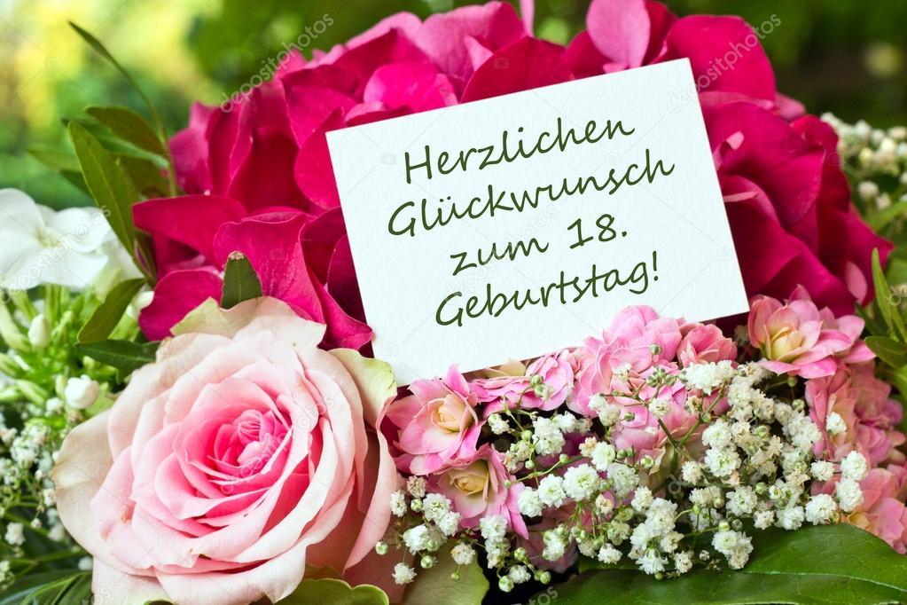 přání k narozeninám v němčině přání k narozeninám — Stock Fotografie © coramueller #51459795 přání k narozeninám v němčině