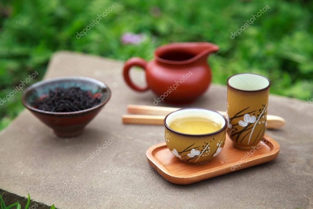 伝統的な中国茶の儀式アクセサリ...