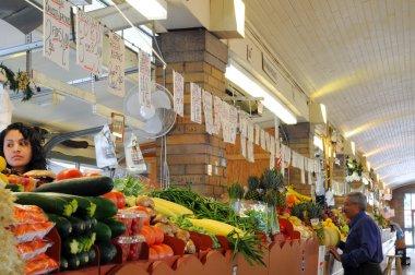West Side Mkt veggies
