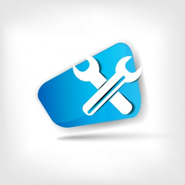 Repair web icon